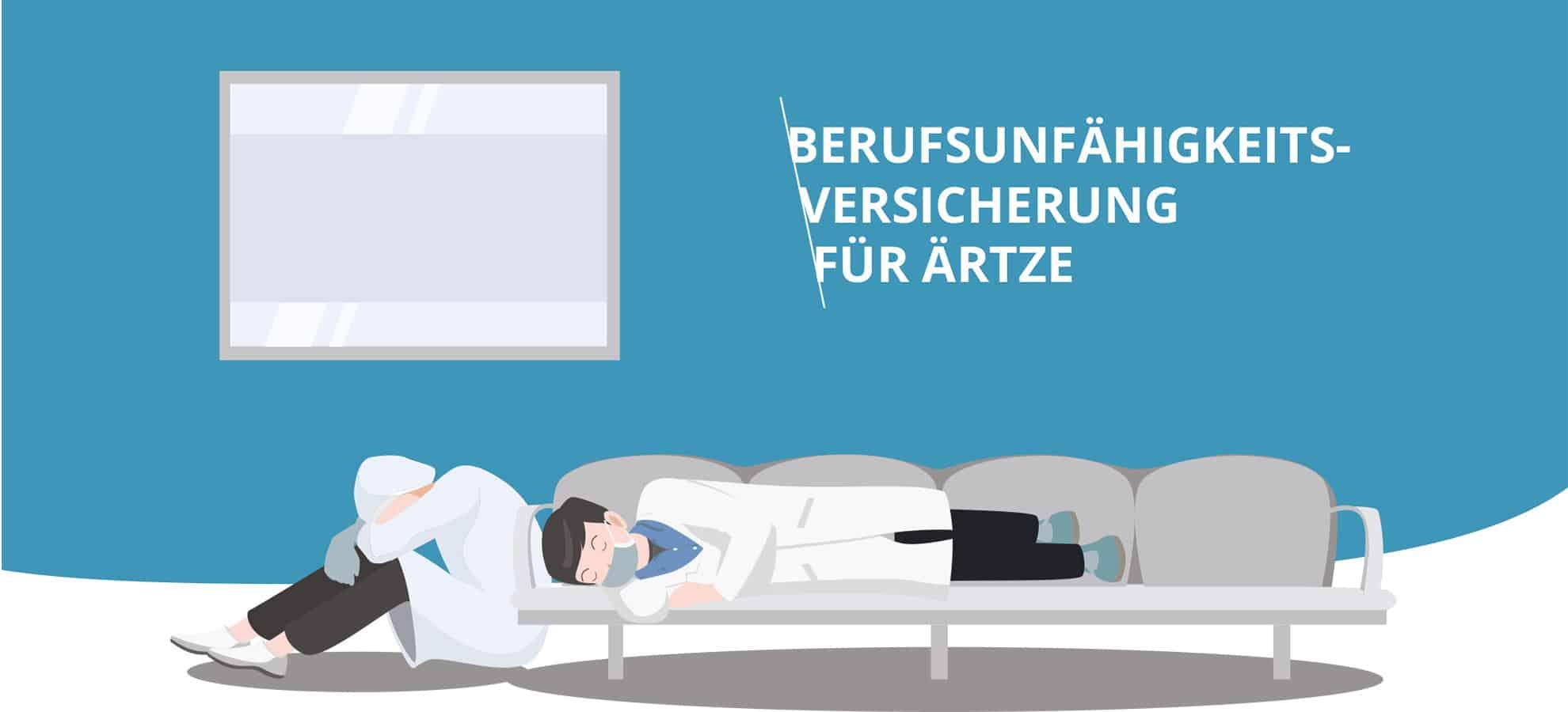 Berufsunfähigkeitsversicherung (BU) für Ärzte