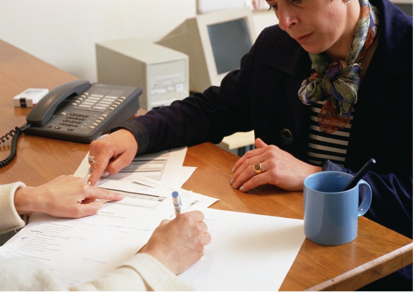 Beratungsgespräch zum Versicherungsvergleich für Beamte